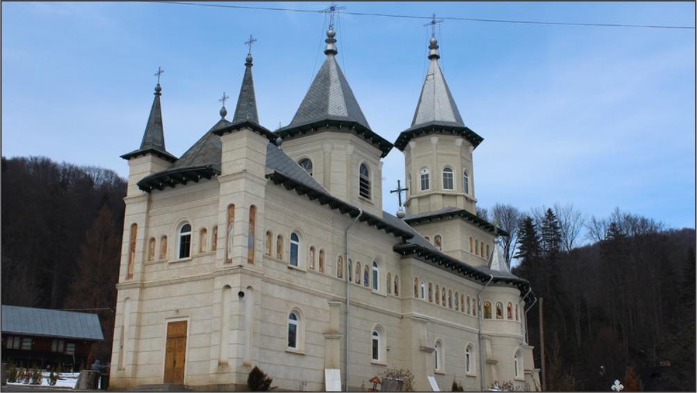 Mănăstirea Nechit video