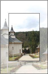 Tonitza`s paintings from the Monastery Durău
