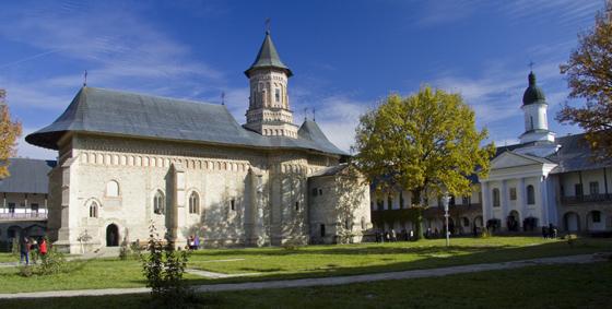 Judetul Neamt - Manastiri
