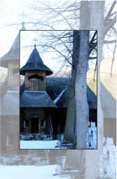 Biserica de lemn Galu