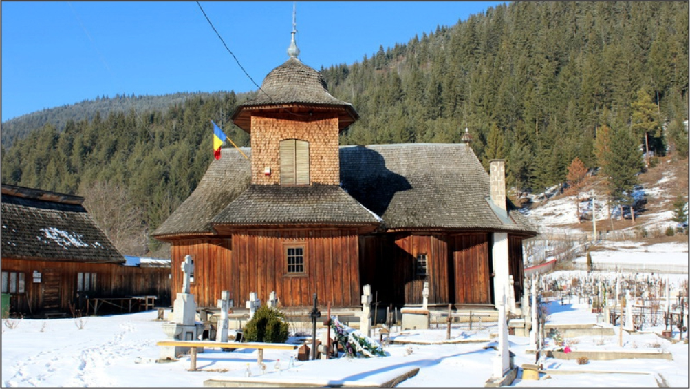 Biserica de lemn Grințieș video