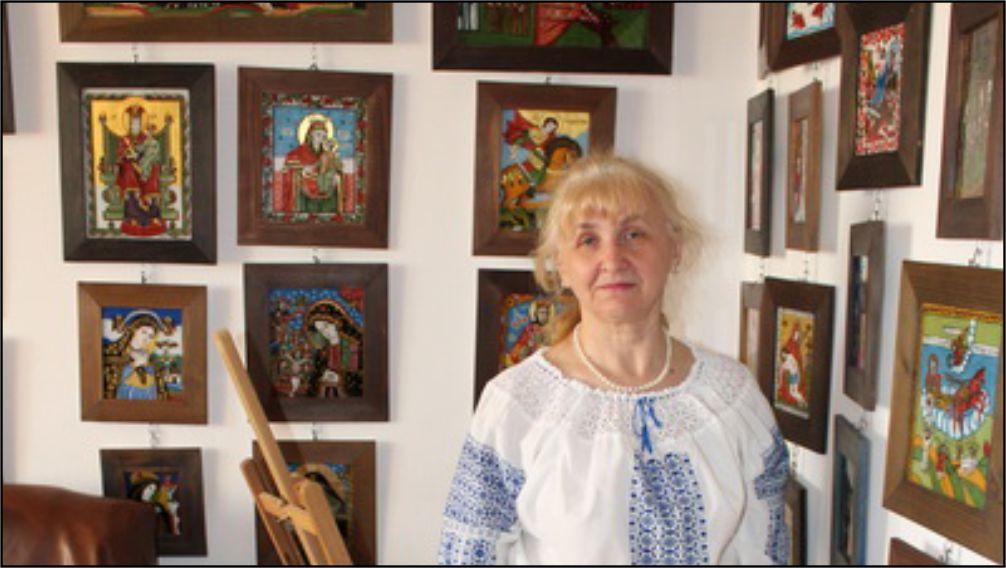 Meșterul popular Cecilia Hăisan