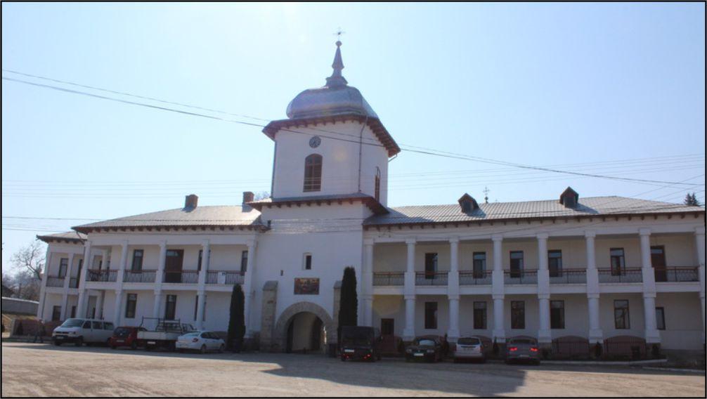Mănăstirea Văratecț