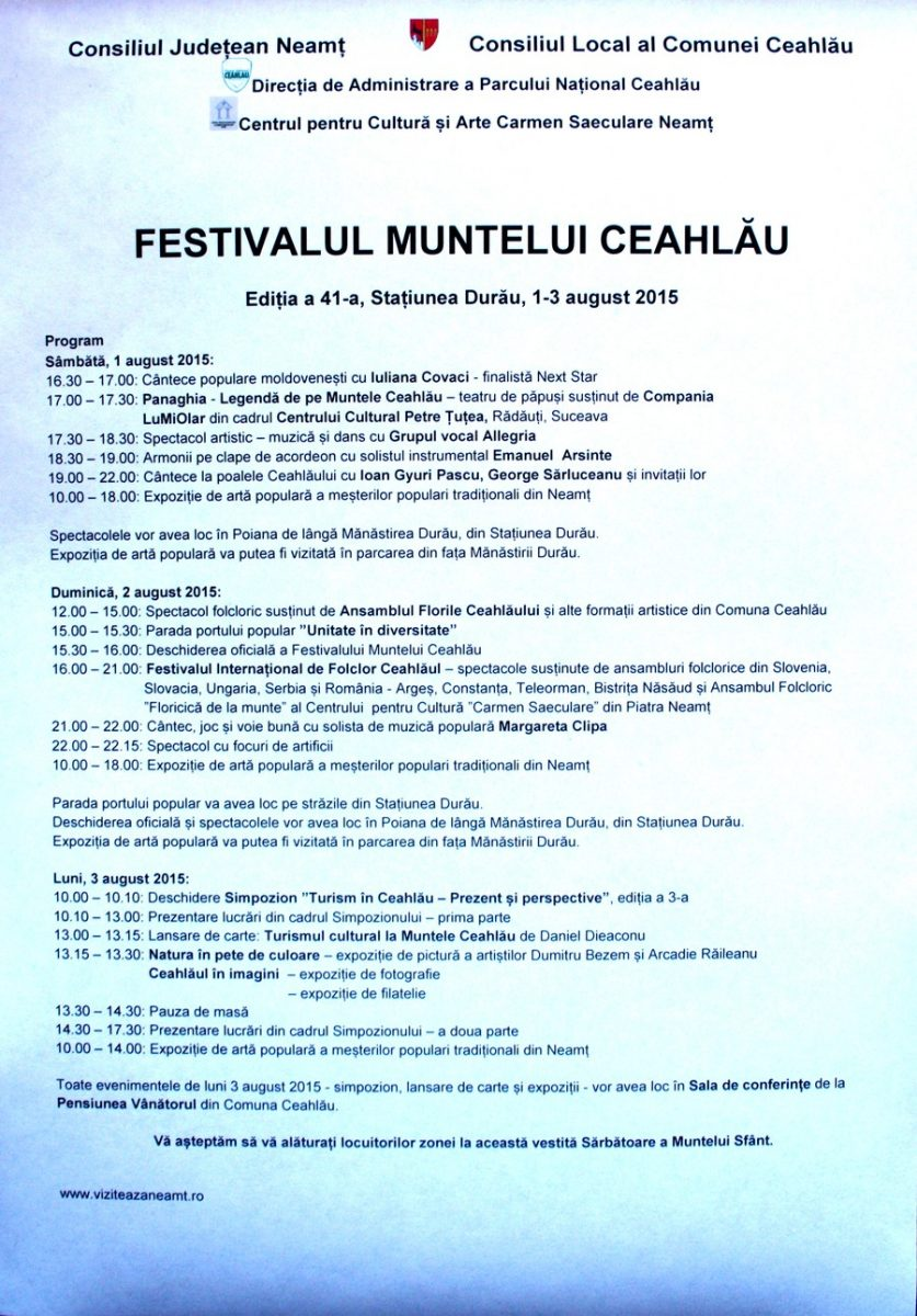 Program_Festival_Ceahlau_2015