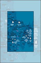 Vacanta in Neamt Traseul 05 – Harta mic