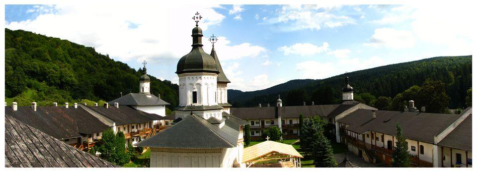 Manastirea Secu - 01