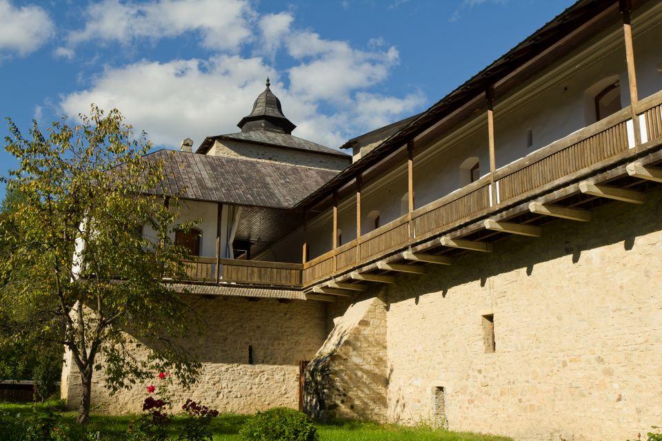 Manastirea Secu - 02