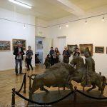 Muzeul de Artă, Piatra Neamț interior