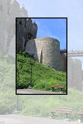 Străjeri şi domniţe la Cetatea Neamţ