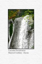 Cascada Duruitoarea - Ceahlau