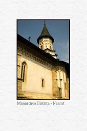 Manastirea Bistrita - Judetul Neamt