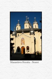 Manastirea Horaita - Judetul Neamt