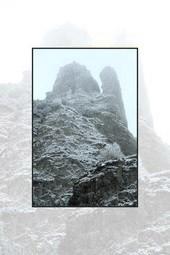 Trasee in Ceahlau: Lutu Rosu iarna