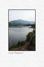 Lacul Pangarati - Judetul Neamt