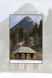 Arhitectura romaneasca traditionala: Bicajelul de Jos