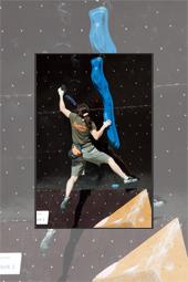 Concurs de bouldering Piatra Neamt 2011