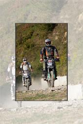 Competitie Hard Enduro la Piatra Neamt 2011