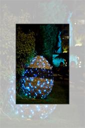 Lumini de Paste in Piatra Neamt 2011