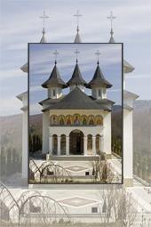 Manastiri din Parcul Vanatori