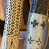 Bate ciobanesti traditionale realizate de Costin Lungu