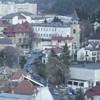 Orasul Piatra Neamt vazut de sus
