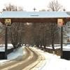 Manastirea Secu iarna 2012