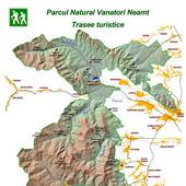 Harta Reliefului