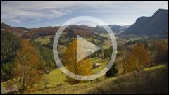 Peisaje de Toamna in Cheile Bicazului video