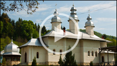 Manastirea Almas - Judetul Neamt