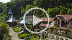 Manastirea Sfanta Cruce - Judetul Neamt