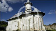 Manastirea Tazlau - Judetul Neamt