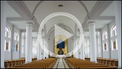 Noua Catedrala Catolica din Sabaoani - Judetul Neamt
